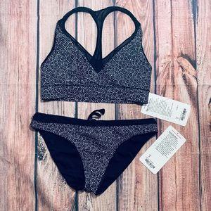 Lululemon Black Bikini Set 4 6
